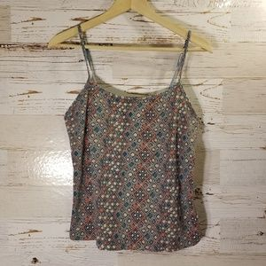 French Laundry printed tank top